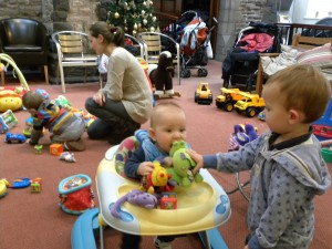 Leo' Nativity & toddlers 029