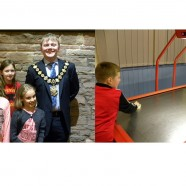 Town Mayor visits Quest